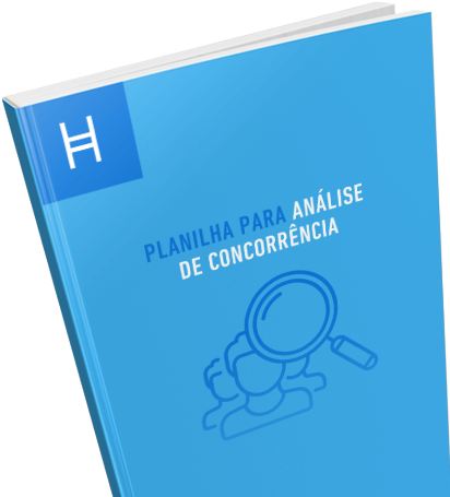 Planilha para análise de concorrência para ecommerce