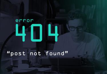 As nossas páginas de erro 404 mais criativas para inspirar você!